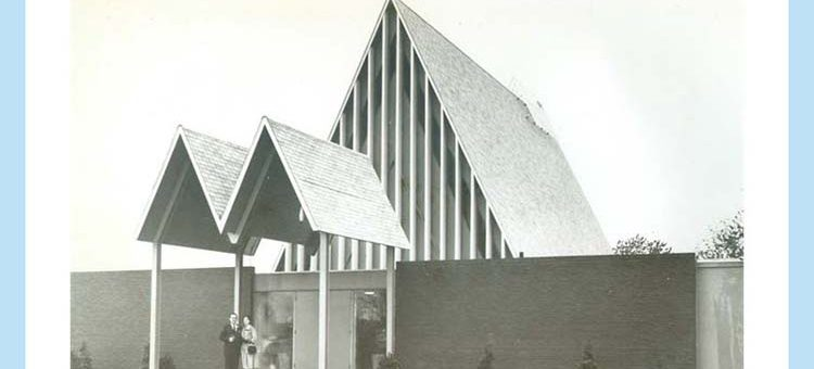Grasonville SDA Church - 1962